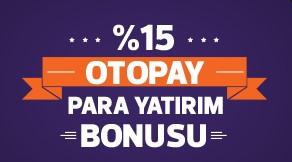 Otopay Bonusu