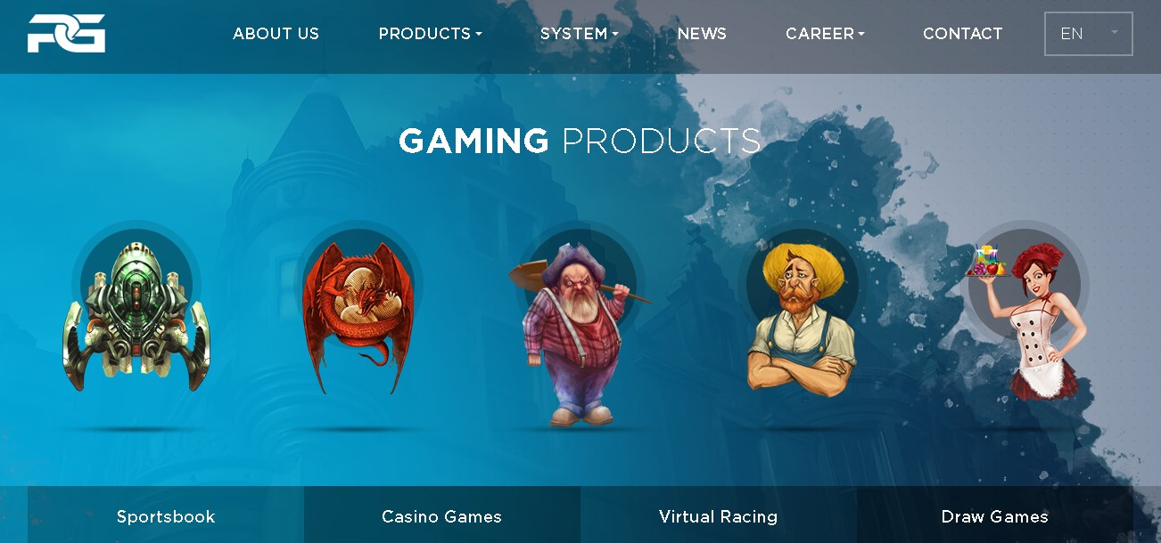 Platin Gaming ana sayfa görüntüsü