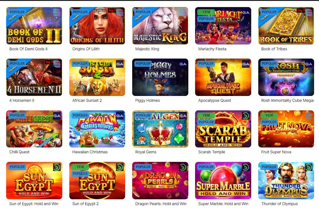 Tulipbet Casino Sitesi