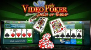 Video Poker Oyunu 01