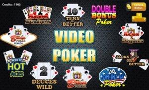 Video Poker Oyunu 02