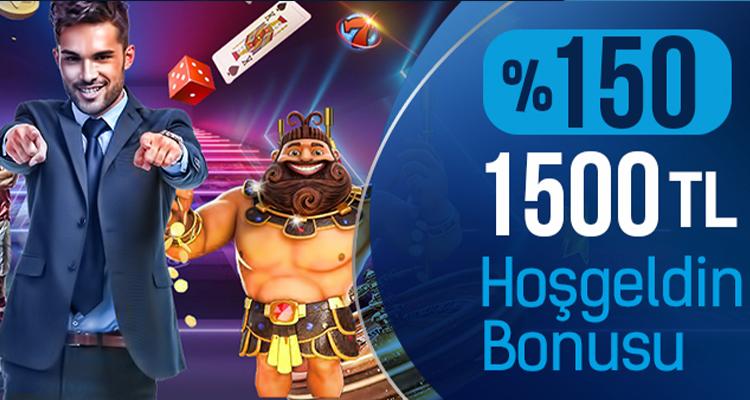 Funbahis % 150 Hoşgeldin Bonusu